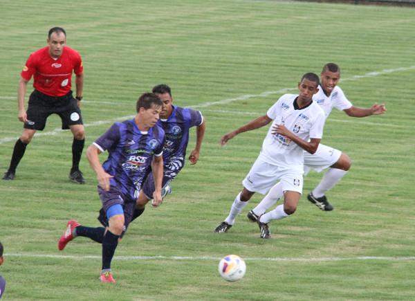 Ceilandia estréia contra o Cruzeiro
