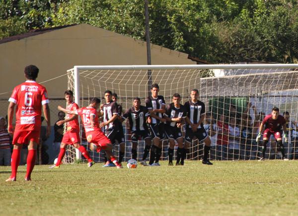 Em 2014, Anapolina venceu o CEC nas duas partidas da preparação