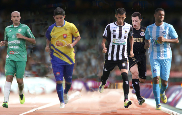 Ceilândia, Paracatu, Formosa e Luziânia são candidatos às quartas de final. Sobradinho vem um pouco mais atrás