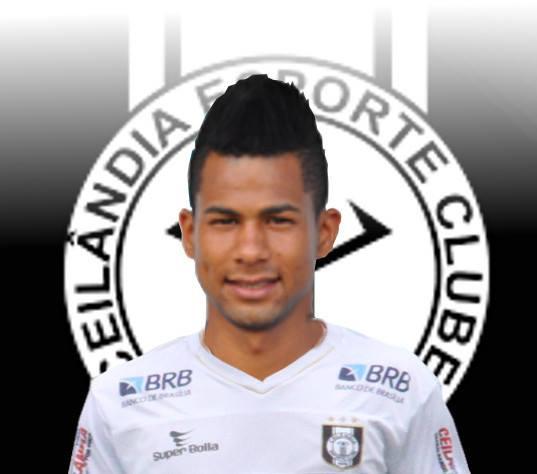 Wallace - iniciou no Gama e fez boa campanha na Série D 2015