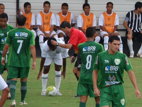 Em 2011, Ceilândia empatou com o Formosa em um jogo inacreditável