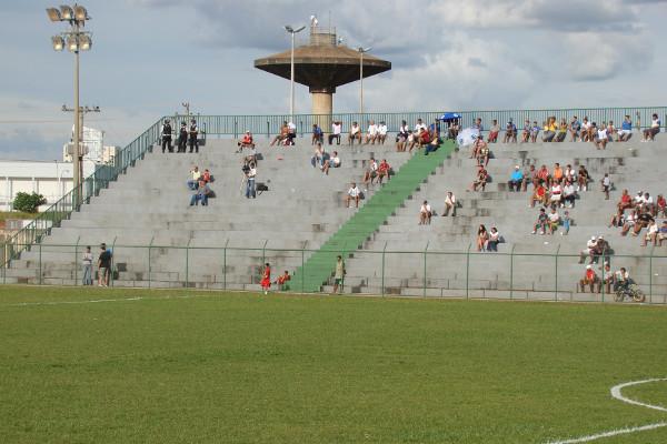 Em 2011, Ceilândia e Brasília foi jogado no Rorizão: 0 x 0