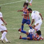2014 - jogo truncado e vitória alvinegra por 1 x 0