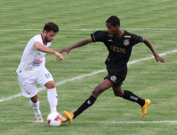 Em março de 2015: o quarto empate consecutivo entre CEC e Sobradinho, o segundo por 0x0 no Regional