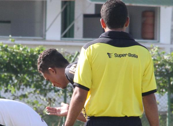 Jogo teve lances ríspidos: Ceilândia venceu a segunda