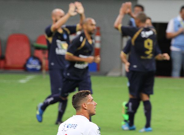 Luziânia comemora: CEC terá que fazer 3 gols de diferença para se sagrar campeão