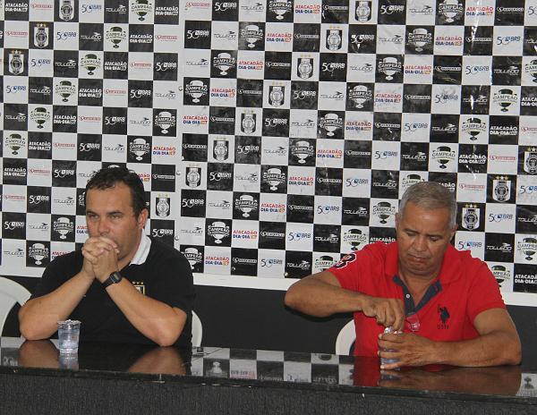 Clever Rafael, vice-presidente da FFDF fez uso da palavra: o futebol do DF é o Ceilândia na série D