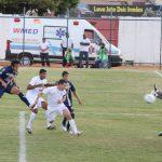 Ceilândia perdeu muitos gols e foi apenado no final