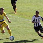 Matheuzinho: tem sido peça importante, mas caiu de produção no segundo tempo contra o Araguaia.