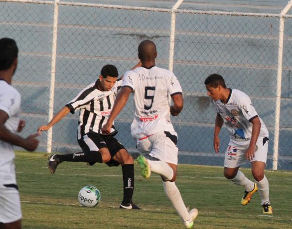 Willian é vice-artilheiro da competição: esperança maior de gols do Ceilândia