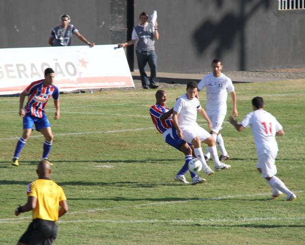Em 2012,  Ceilândia chegou na semi-final da região centro-sudeste, mas foi eliminado por outro tricolor: Friburguense