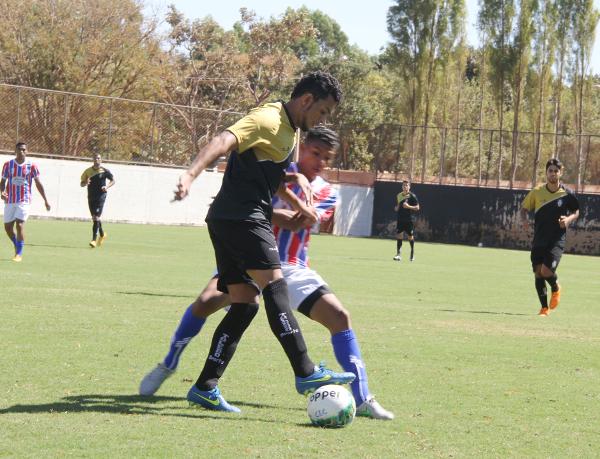 Levi: quatro gols em quatro jogos e oportunidade no Ceilândia