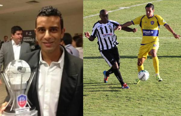 Rafael Granja e Baiano são os nomes do jogo deste sábado