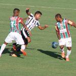 Klecio fez o gol no jogo de ida. Com a volta de Baiano terá função diferente na volta
