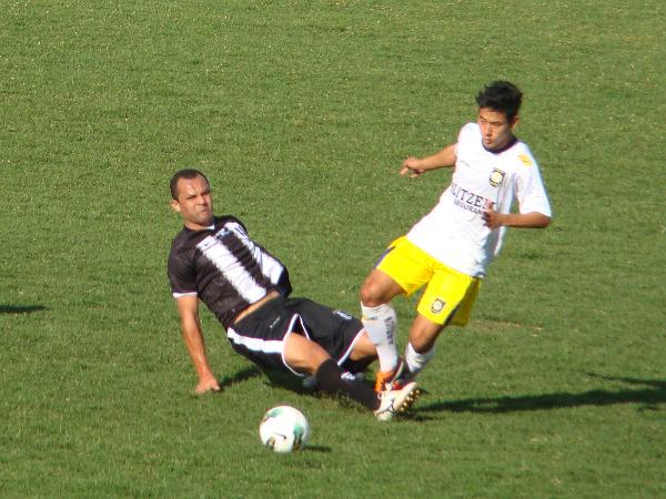 Ceilândia x Cene, em 2012, foi realizado em Dourados: Gato perdeu por 3 x 1