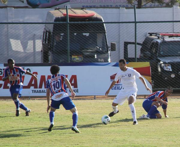 Na Série D 2012, Alcione só (?) jogou na decisão contra a Friburguense