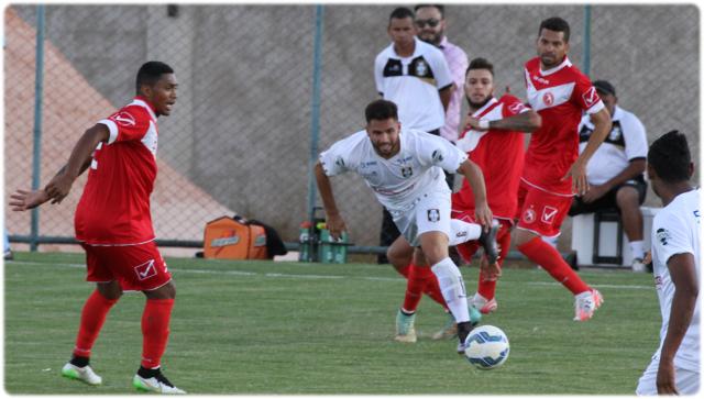 Filipe foi para o sacrifício nas quartas-de-final, mas não jogou as finais contra o Luziânia