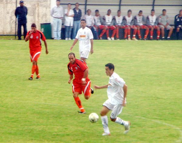 Estreia em 2009 contra o Legião: times voltariam a se enfrentar 3 vezes em estreia