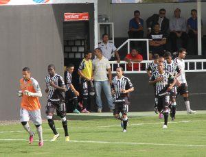 No último confronto da Copa do Brasil no Regional o Ceilândia empatou sem gols com o Ceará