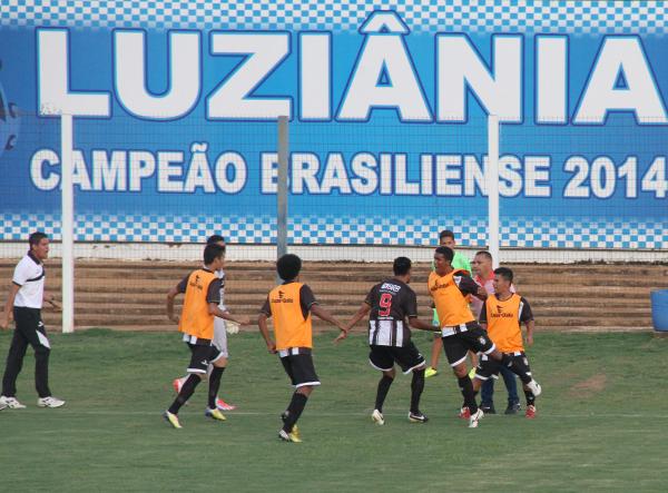 A última derrota do Luziânia no Candangão ocorreu em 2015: Ceilândia 2 x 0 no Serra do Lago