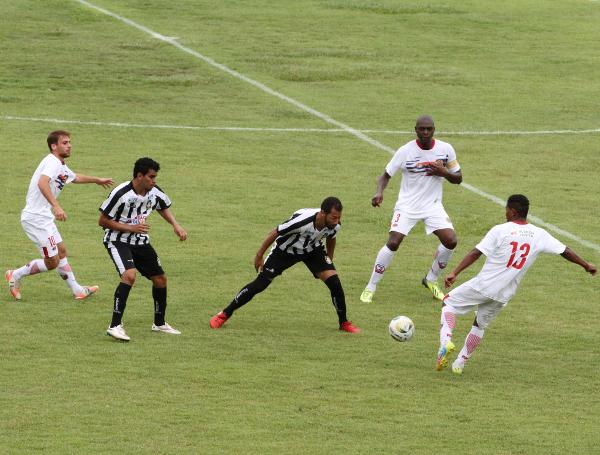 Ceilãndia decide vaga na Copa Verde neste sábado