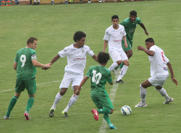 Nos últimos três jogos entre Ceilândia e Gama equilíbrio: uma vitória, um empate e uma derrota