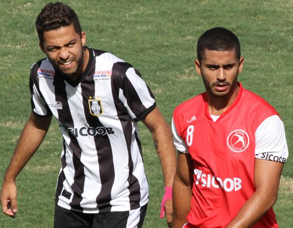 Ceilândia enfrentou o Brasília de olho no Luverdense
