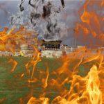 Qual o risco de incêndio no Estádio Regional?