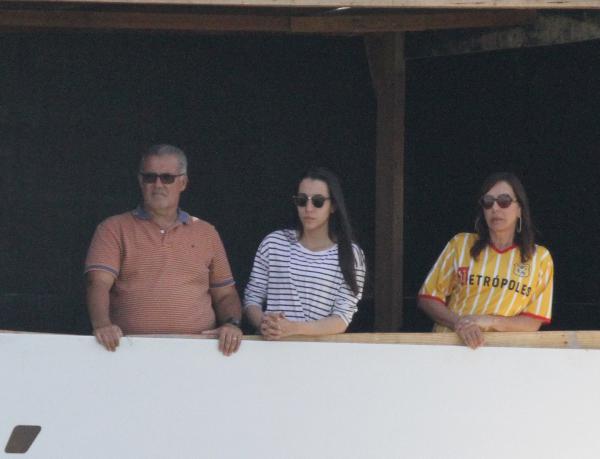 Ceilândia foi impedido de filmar para dar lugar ilustres torcedores do Brasiliense. Desalojados de sua própria casa.