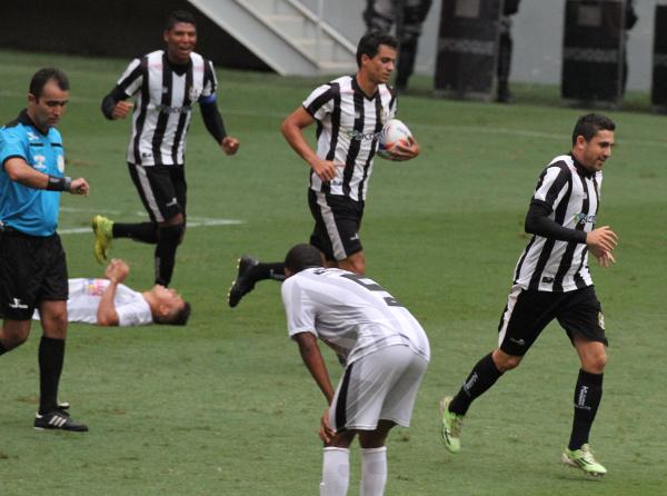 Sobradinho foi castigado ou o Ceilândia recompensado: Badhuga comemora gol do empate