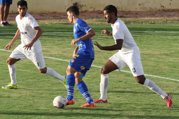 Este ano, Ceilândia e Paracatu se enfrentaram no Regional: jogo intenso e vitória alvinegra