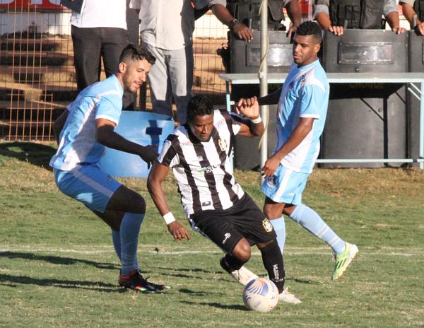Gilmar Erê fez a jogada do quinto gol do Ceilândia