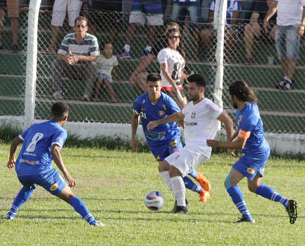 Filipe Cirne teve marcação individual no primeiro jogo