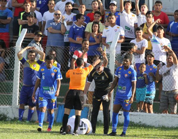 Ceilândia suportou a intensidade do Paracatu no jogo de ida e poderia ter voltado com uma vitória