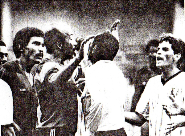 Cristovão montou o time que chegaria às finais do Metropolitano de 1989, mas a sua campanha não foi boa