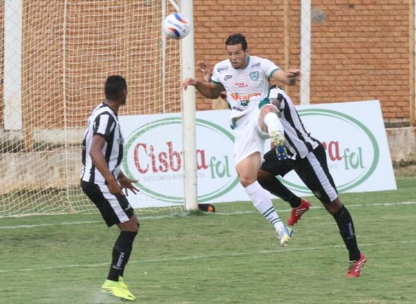 Lincoln fez um gol pelo Formosa em 2017
