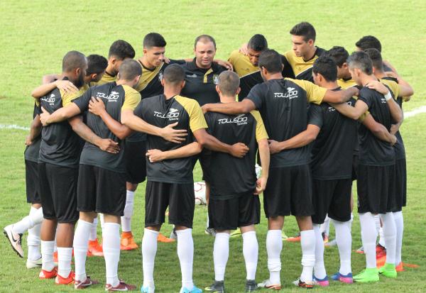 Ceilândia é um time seguro de suas qualidades: no futebol cada jogo é diferente