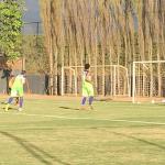 Jogo treino nesta segunda, contra o Brazlandia (Ceilandia Esporte Clube Oficial)