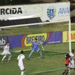 Kabrine salva o terceiro: derrota poderia ter sido vexatória