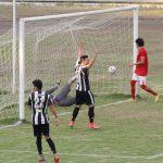 Filipe Cirne comemora o gol de Badhuga e a boa atuação