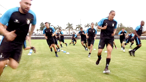 Ceilândia prossegue rotina de treinamentos para 2018