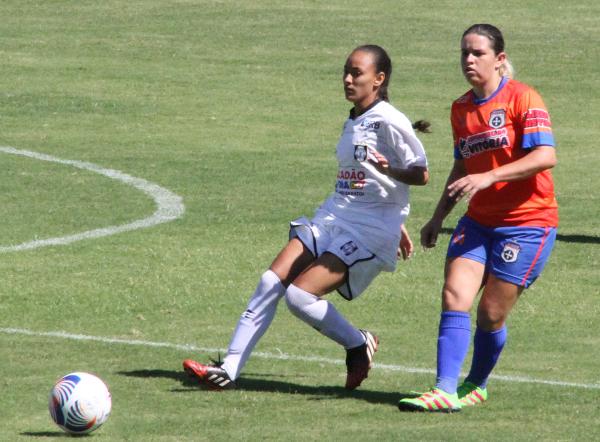 Ceilândia tem revelado diversos talentos no futebol feminino