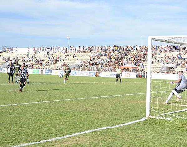 Ceilandia precisa vencer por dois gols de diferença para seguir adiante