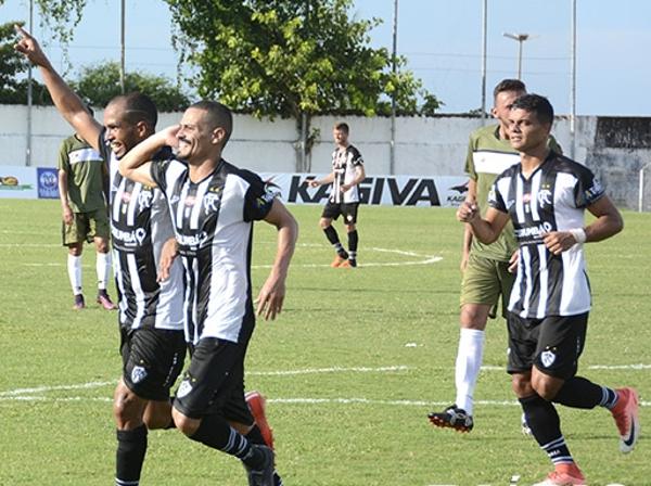 comemora: Ceilândia precisa vencer por dois gols de diferença