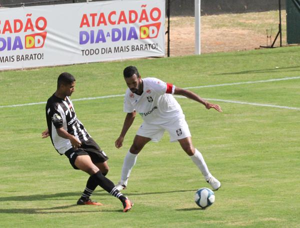 Didão retornou e melhorou a saída de bola do Ceilândia
