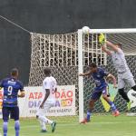 Luiz Fernando mostrou qualidades contra o Paranoa. Wendel deve voltar