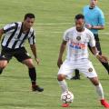 Emerson Martins saiu de maca contra Sobradinho: motor do time, preocupa.