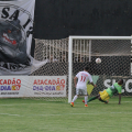 Formiga marca o seu segundo gol, o quinto do Ceilândia