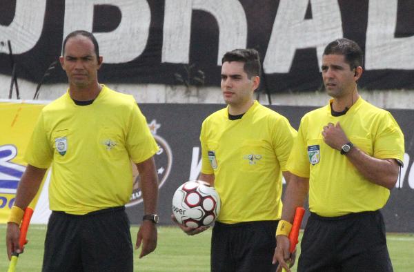 Rafael Diniz: arbitragens acima da média do futebol local em 2018