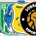 Cinco campeões nos anos 10. Brasiliense é o maior campeão.